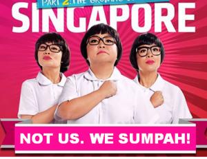 not us we sumpah